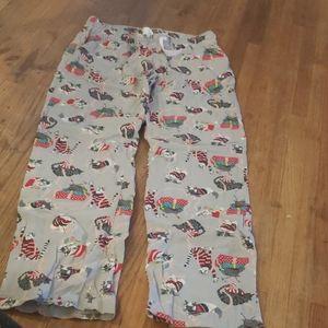 Cat Pajama Pants